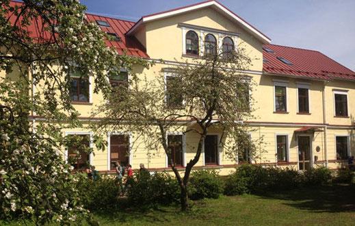 Pfarrei Heilig-Kreuz in Tampere, Finnland