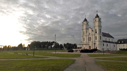 Die Basilika von Aglona.