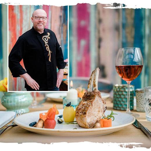 Restaurant feels Chefkoch Andreas Neumuth