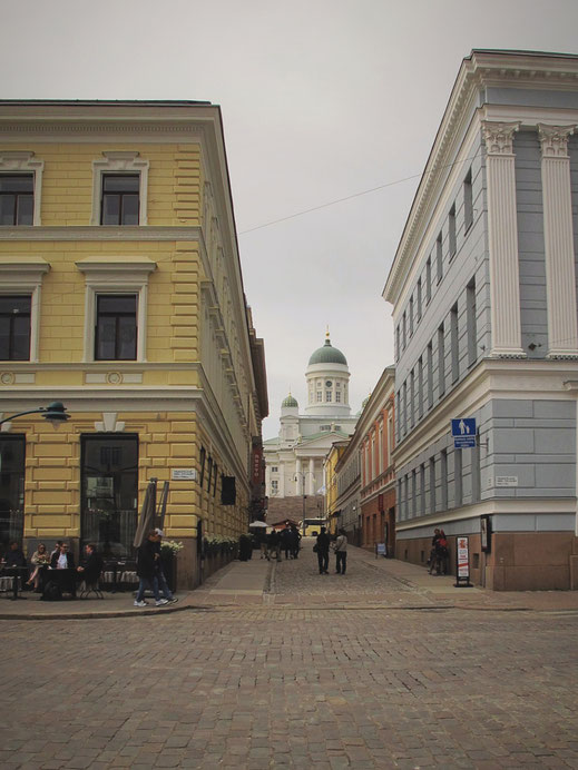 bigousteppes finlande helsinki cathedrale