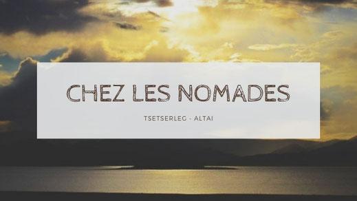 CHEZ LES NOMADES MONGOLIE VOYAGE EN CAMION