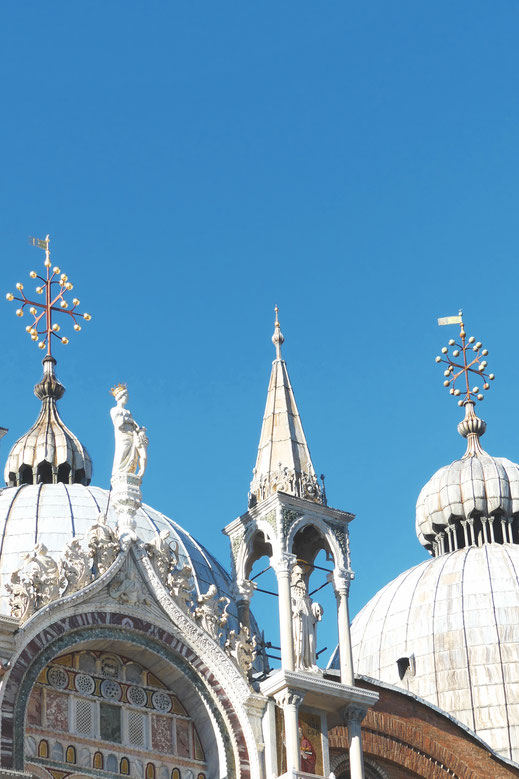 Domes de la Basilique Saint Marc