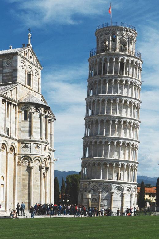 BIGOUSTEPPES ITALIE PISE TOUR