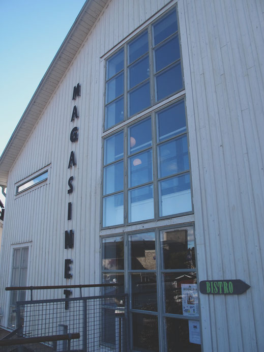 magasinet restaurant vaxholm