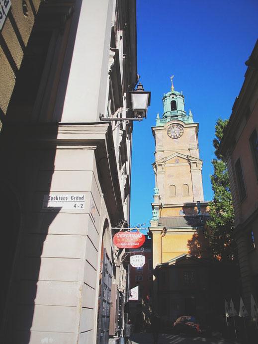 stockholm rue bigousteppes suède