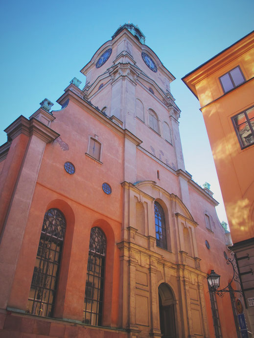 église stockholm suède bigousteppes orange