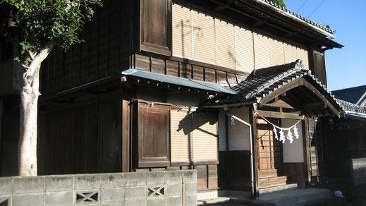 三島神社社務所の画像