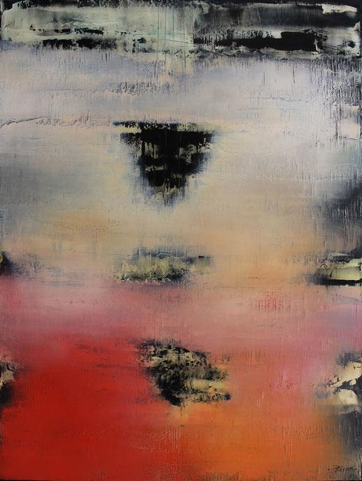 Carole Bécam - Artiste peintre - Série Energie - Amala - 2020