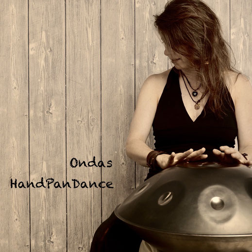 Petra Kleinecke Handpan Hang Musik Ondas