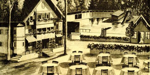 Geschichte vom Das Haus am Steinbach in Nußdorf am Inn