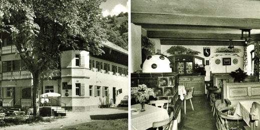 Geschichte vom Haus am Steinbach