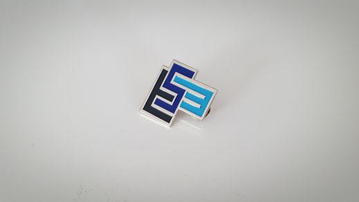 Speldje Pins laten maken Zacht Emaille met logo
