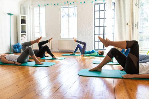 Pilatestraining online