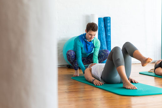 Personaltraining Eimsbüttel Pilates