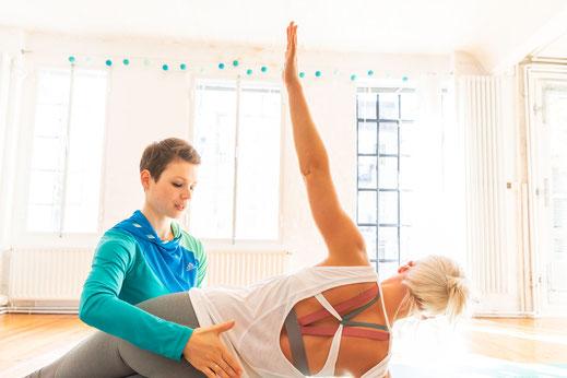 Personaltraining Pilates Eimsbüttel
