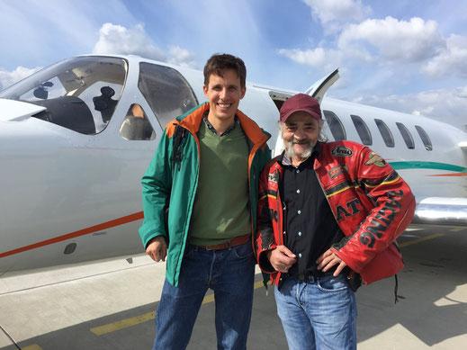 Solidarité et jet privé chez Jet Solidaire