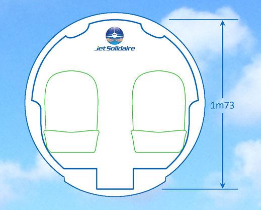 Coupe Cessna Citation Excel/XLS