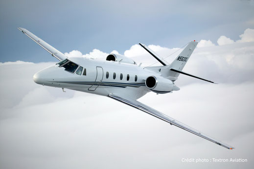 Le Cessna Citation XLS