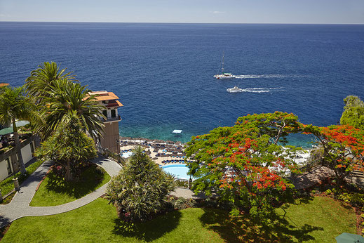 Cliff Bay, Funchal