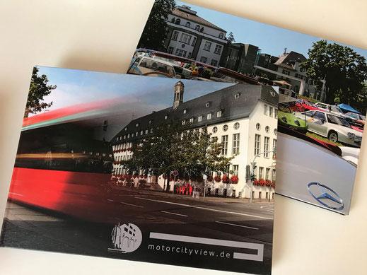 Motorcityview-Fotobuch - 15 Euro