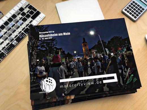 """Fotobuch """"Hessentag 2017 in Rüsselsheim am Main"""" - 15 Euro"""