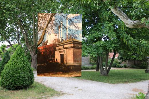 Das Opel-Mausoleum auf dem Alten Friedhof an der Mainzer Straße