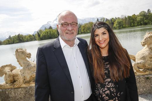 Claus & Anna-Mercedes Salzmann | Foto: Markus Tschepp