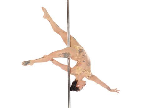 Yatzin Kosom Pole Backbend Flexibility Workshop