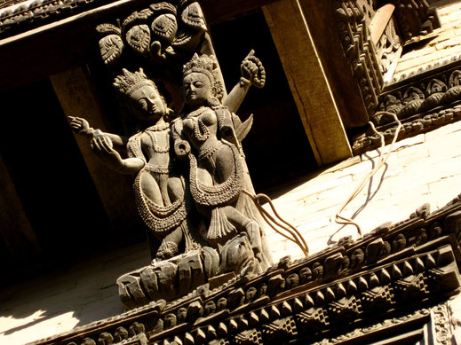 Bhaktapur, ancienne capitale Malla