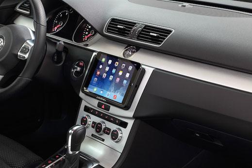 iPad im Auto
