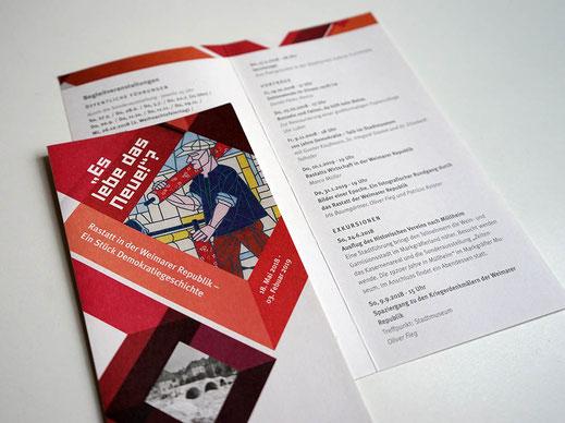 Konzeption Ausstellung Stadtgeschichte