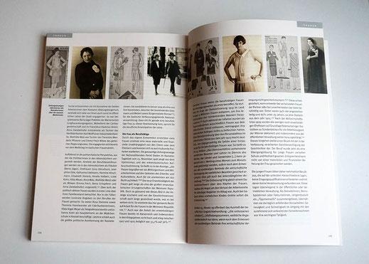 Katalogtext Recherche Redaktion