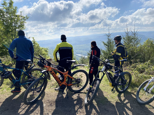 Harzer E-Bike Verleih Tourenfoto
