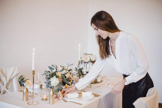 Eine Hochzeitstagsbetreuung stellt sicher, dass Sie Ihre Hochzeit wirklich genießen können!