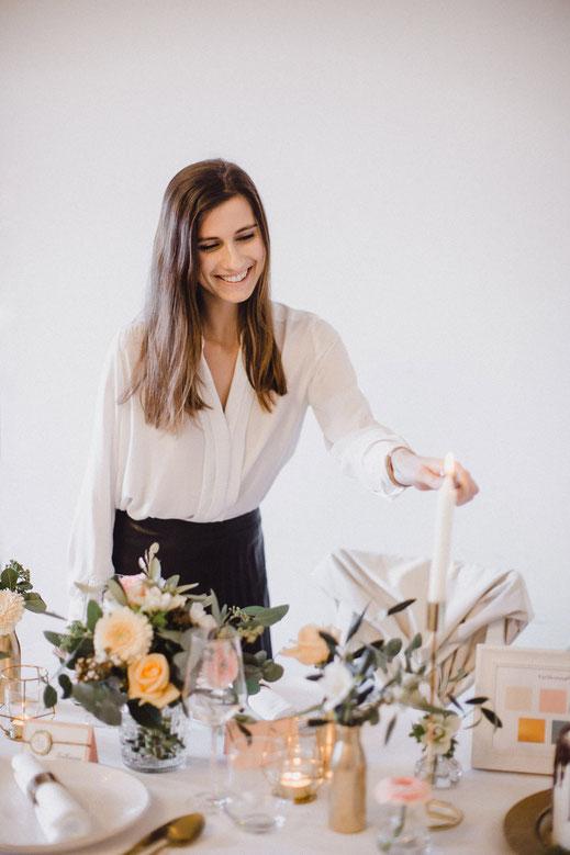 Sabrina Perchtold, Hochzeitsplanerin in Graz, Steiermark