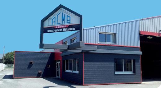 ACMB construction métallique en Deux-Sèvres 79 et Vienne 86