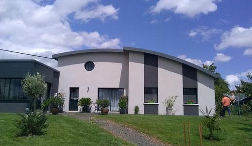 Maison de Mr Raynaud réalisée par ACMB