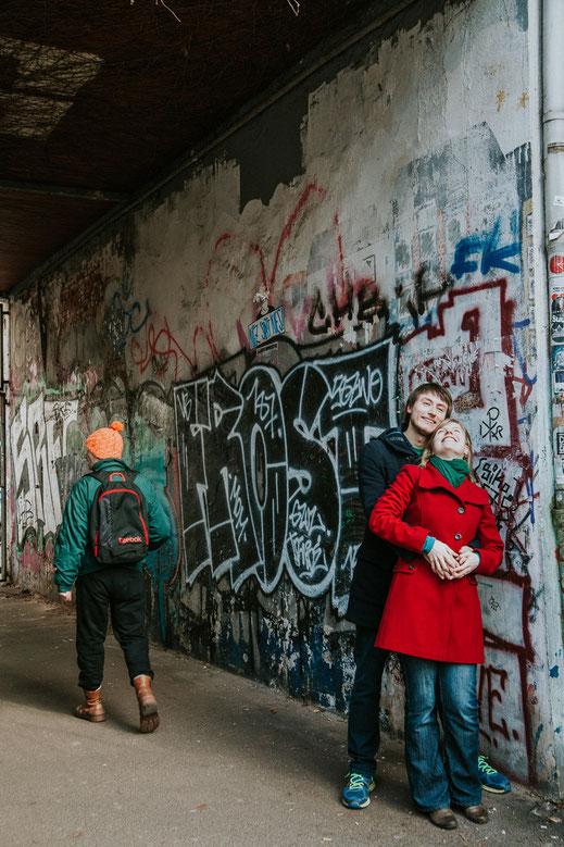 Paarfotos Schanze Hamburg von www.romanticshoots.de