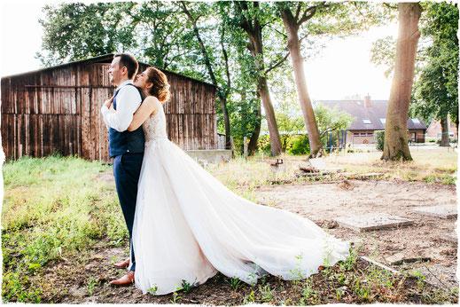 Als Hochzeitsfotografin auf Gut Bardenhagen