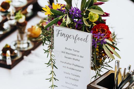 Fingerfood Villa im Heine-Park