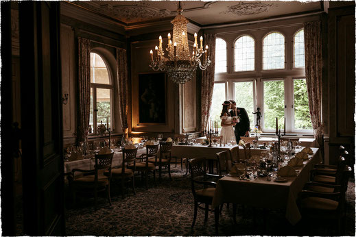 Fotos Hochzeit Schloss Tremsbüttel - Fotografin: Anne Hufnagl