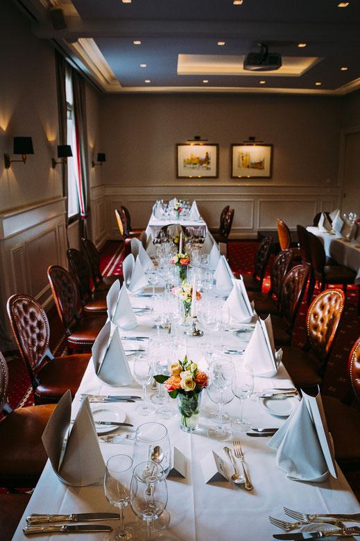 Hochzeitslocation an der Alster: Anglo-German-Club