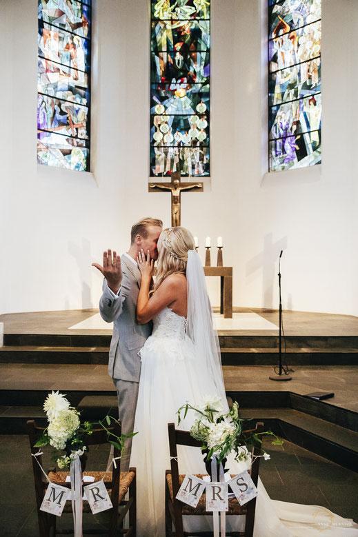 Kirchliche Trauung Blankenese / Fotografin Anne Hufnagl aus Hamburg