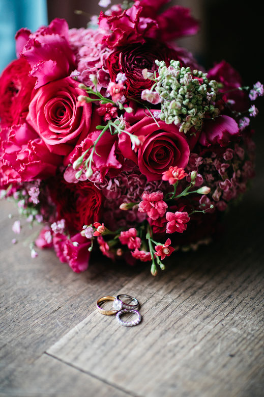 Foto Hochzeitsringe