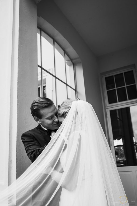Brautpaar Fotoshooting Gut Valenbrook