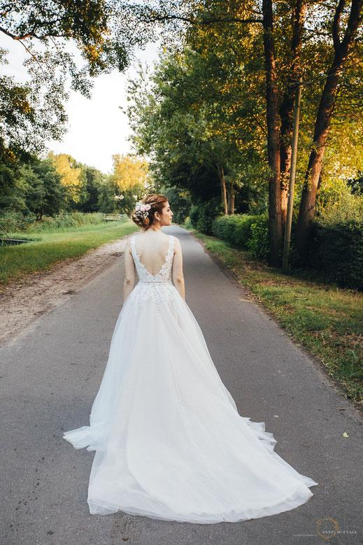 Wunderschöne Vintage-Braut / Foto: Anne Hufnagl