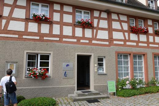 SEENSUCHT liegt direkt am Hermann-Hesse-Museum