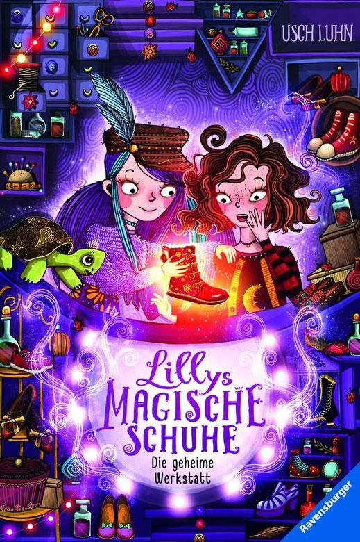 Lillys Magische Schuhe ; ISBN: 978-3-473-40551-0 ; *1