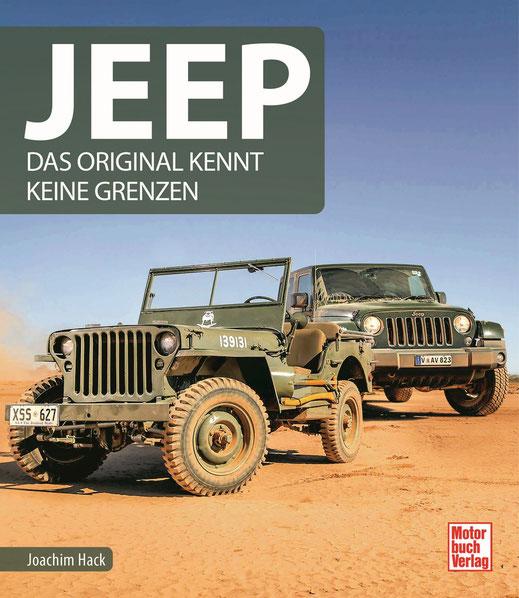 Jeep : das Original kennt keine Grenzen ; ISBN 978-3-613-04366-4 ; *