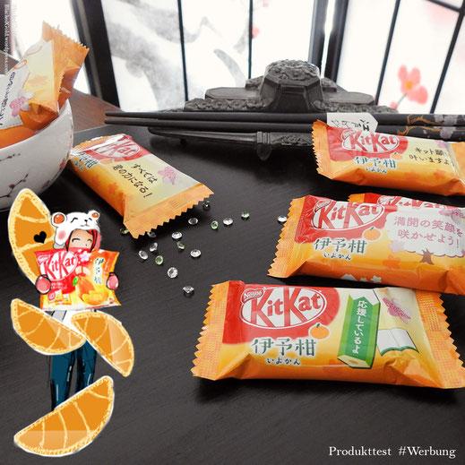 KitKat Iyokan (Mandarine) - Japan Import